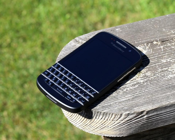 Thiết kế Blackberry Q10 Nobis
