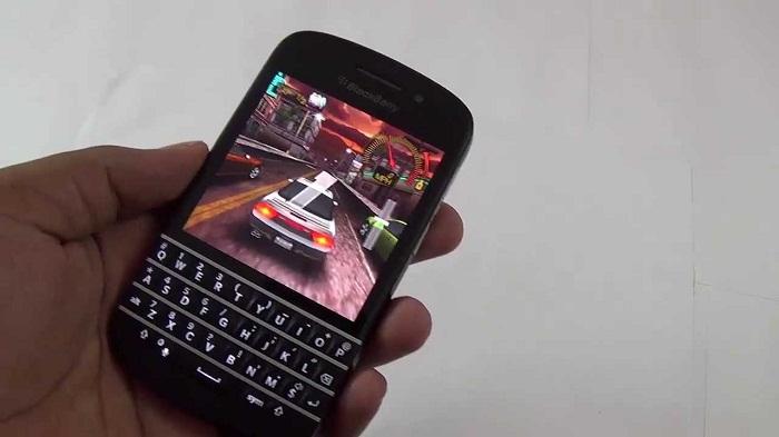 Cấu hình Blackberry Q10 Nobis