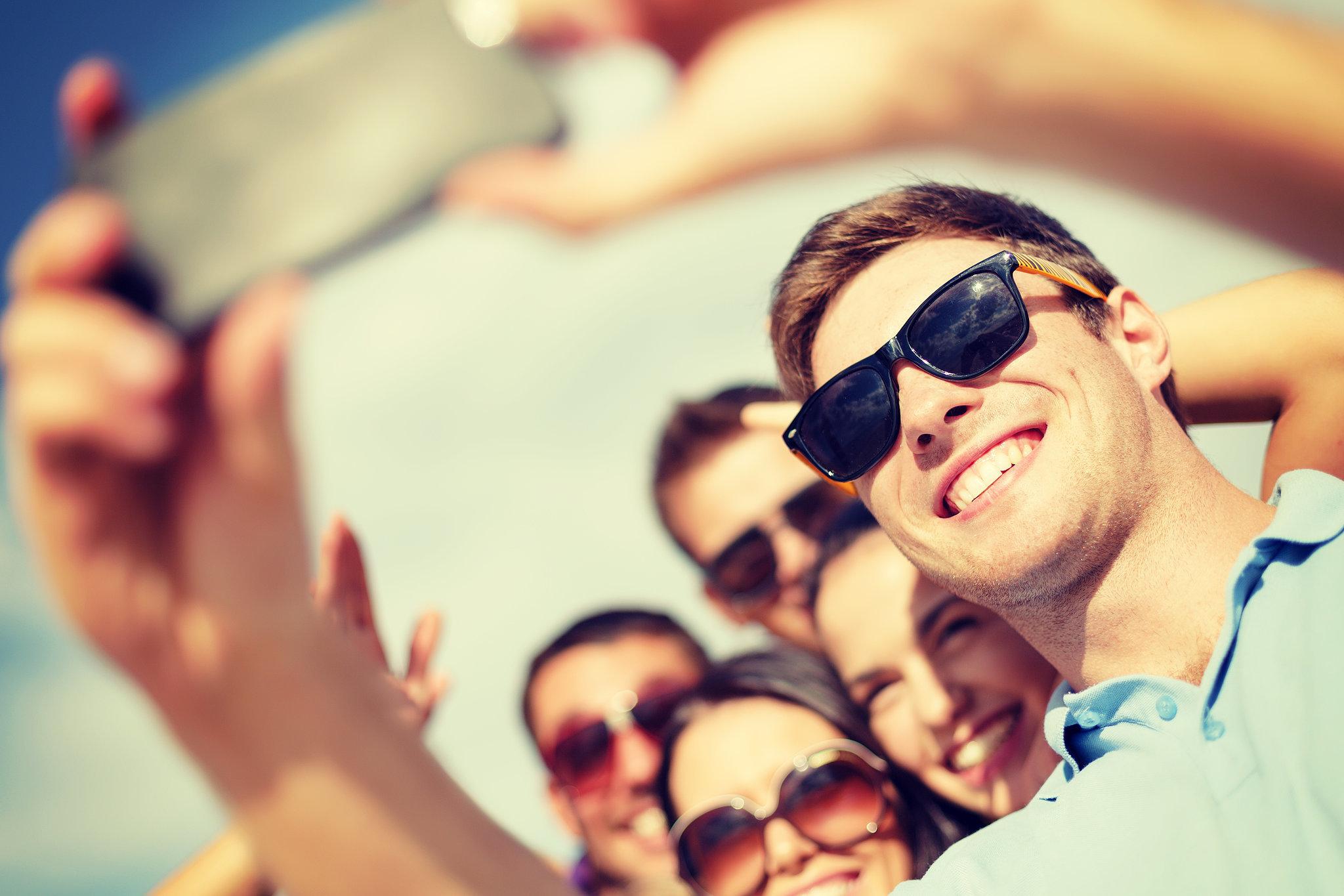 Selfie cực đỉnh với loạt smartphone trong tầm giá 3 – 5 triệu