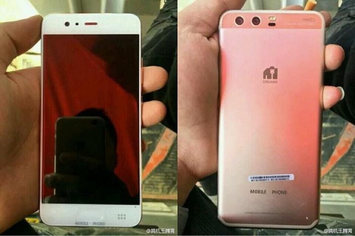 Cấu hình Huawei P10 lộ diện màn hình cong 2K, RAM 4GB, Kirin 960 - 155861
