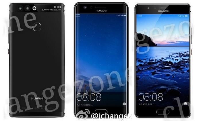 Cấu hình Huawei P10 lộ diện màn hình cong 2K, RAM 4GB, Kirin 960 - 155860