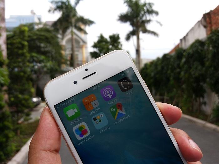 Logo iPhone 6 64GB quốc tế