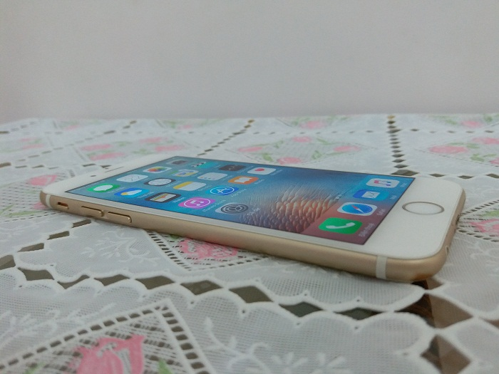 Cạnh trái iPhone 6 64GB quốc tế