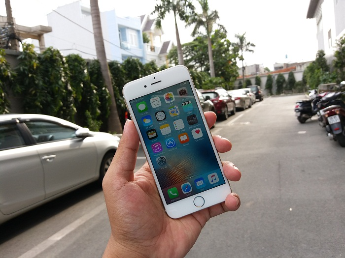 Home iPhone 6 64GB quốc tế