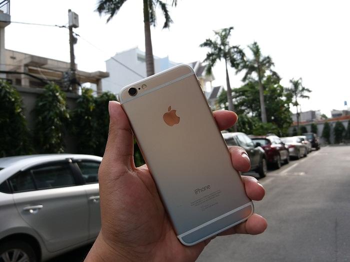 mặt sau iPhone 6 64GB quốc tế
