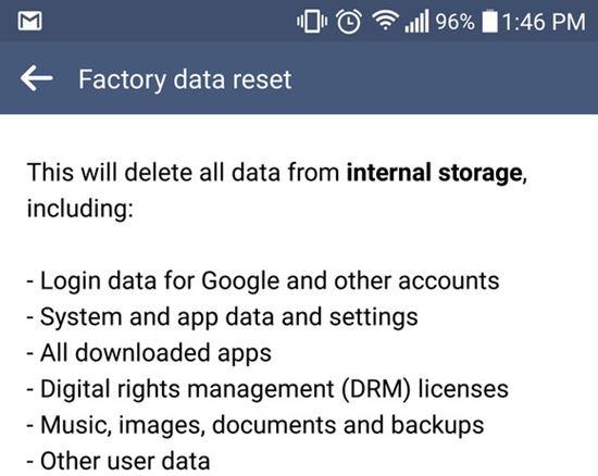 tăng tốc máy chạy Android 6
