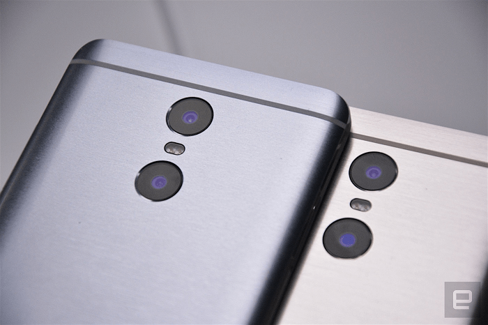 Camera kép Xiaomi Redmi Pro