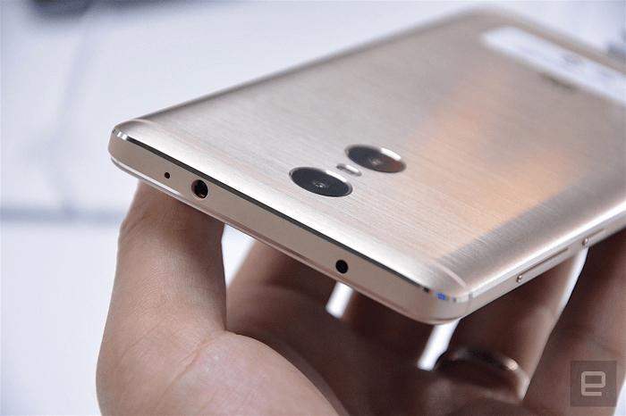 Thiết kế Xiaomi Redmi Pro