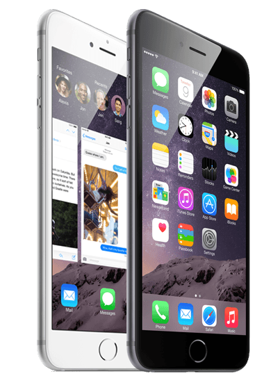 iPhone 6 Plus bi loi