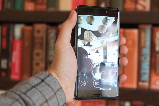 Đập hộp Nokia 6 giá 5.5 triệu - 164152