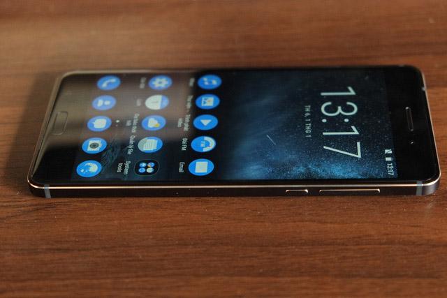 Đập hộp Nokia 6 giá 5.5 triệu - 164148