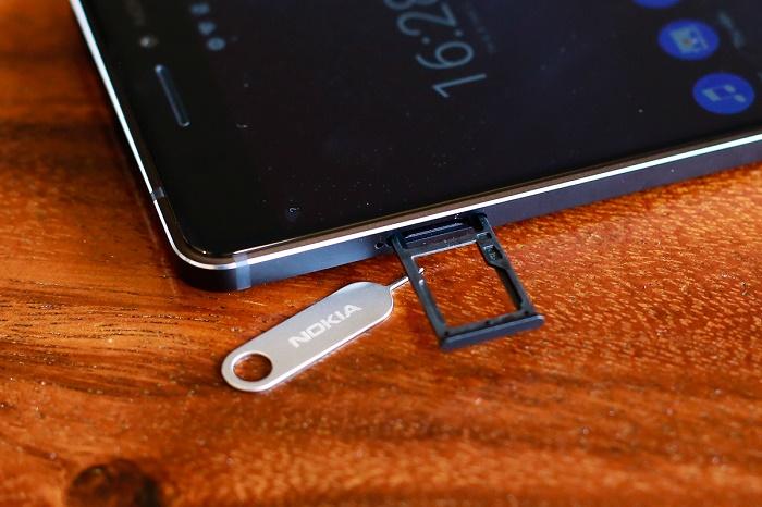 Đập hộp Nokia 6 giá 5.5 triệu - 164150