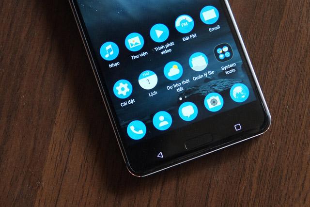 Đập hộp Nokia 6 giá 5.5 triệu - 164154