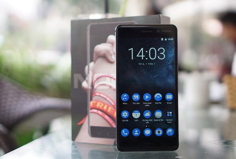 Đập hộp Nokia 6 giá 5.5 triệu - 164141