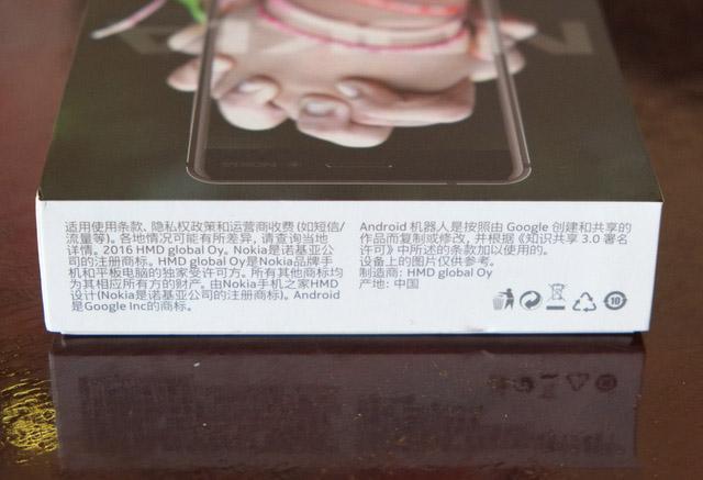 Đập hộp Nokia 6 giá 5.5 triệu - 164144