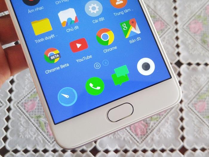 cảm biến vân tay Meizu M3 Note