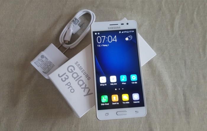 Mua Samsung Galaxy J3 Pro
