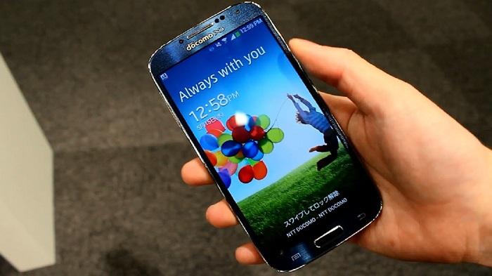 Samsung Galaxy S4 Docomo