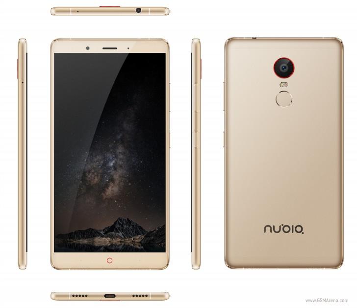 ZTE Nubia Z11 Max ra mắt