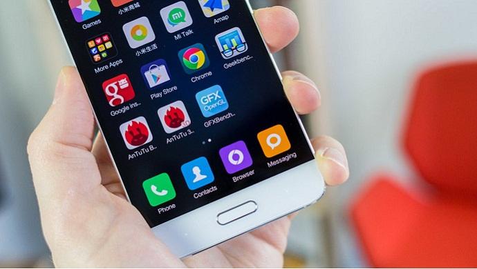 Lộ diện Xiaomi Mi Note 2 - RAM 6GB, cảm biến mống mắt