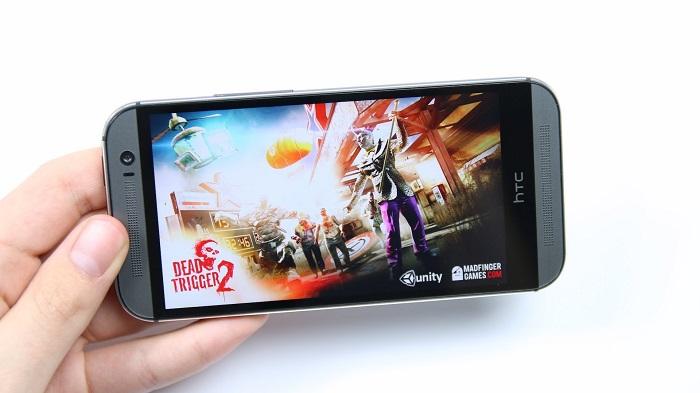 Trải nghiệm HTC One M8