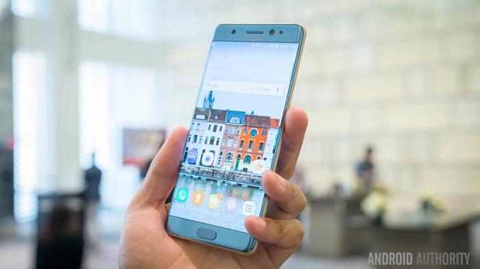 Giá Samsung Galaxy Note 7