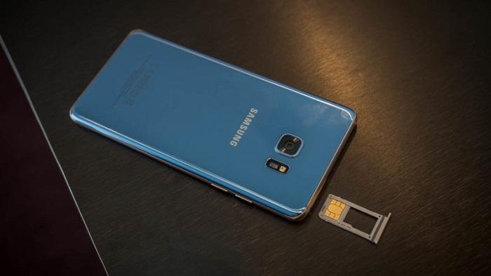 Chống nước Samsung Galaxy Note 7