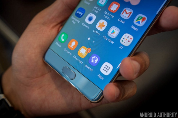 Home Samsung Galaxy Note 7
