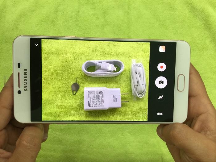 giá bán Đập hộp Samsung Galaxy C7