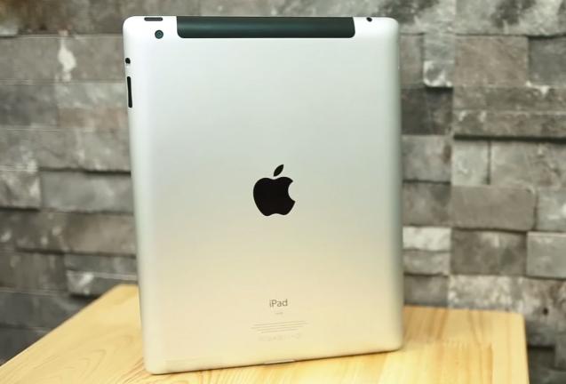 đánh giá iPad 3 5