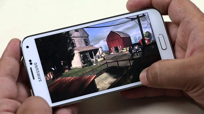 Samsung Galaxy S5 về Việt Nam