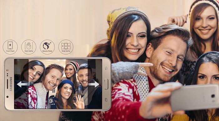 Giá Samsung Galaxy J7