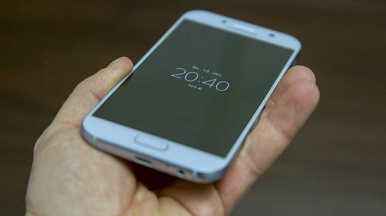 Trên tay Samsung Galaxy A3 2017