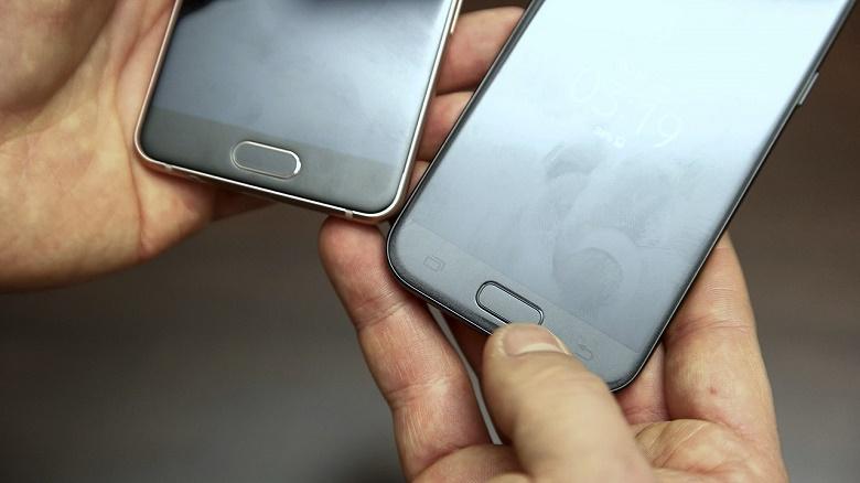 Home Samsung Galaxy A3 2017