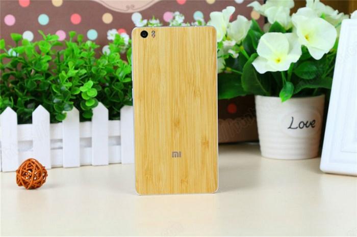 Xiaomi Mi Note phiên bản vỏ tre 6