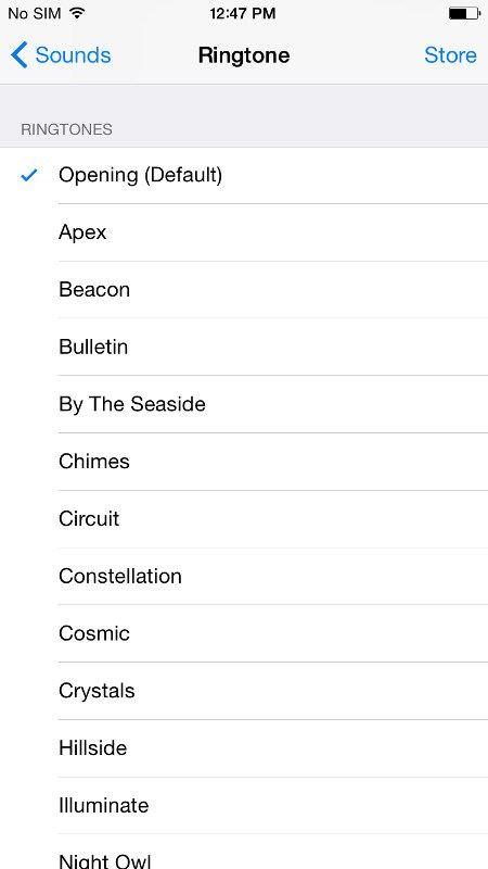 10 điều phiền phức trên iOS 8
