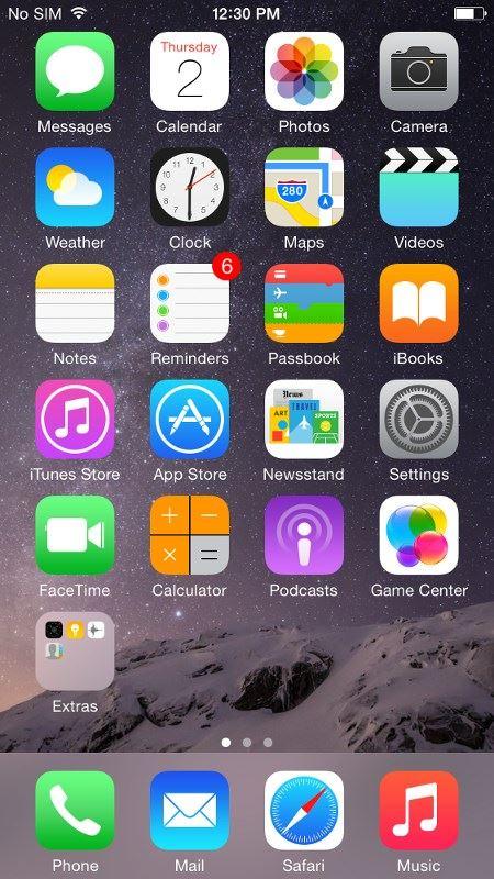 10 điều phiền phức trên iOS