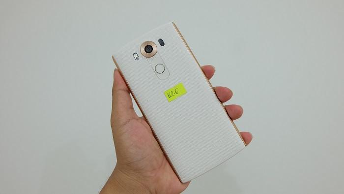 LG V10 - RAM 4GB chất
