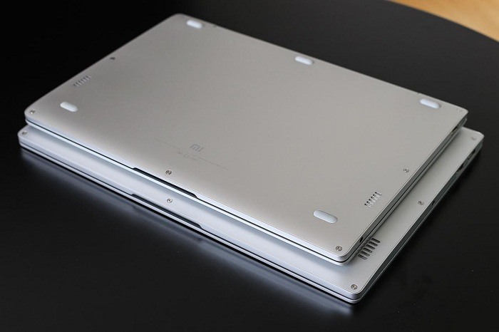 Xiaomi Mi Notebook Air mở hộp a