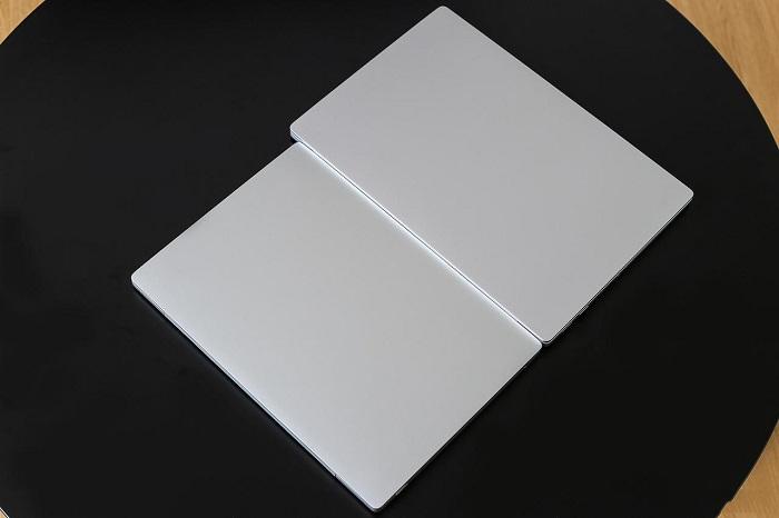 Xiaomi Mi Notebook Air mở hộp b
