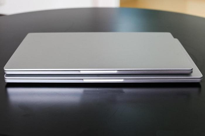 Xiaomi Mi Notebook Air chất liệu