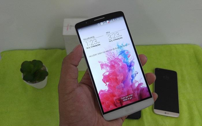 Cấu hình LG G3 Cat 6