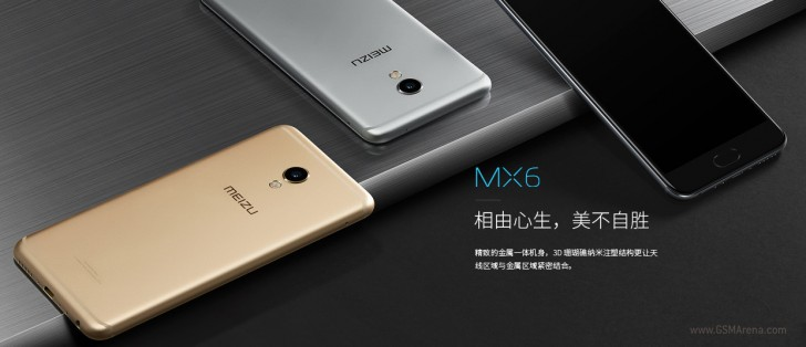 giá bán Meizu MX6