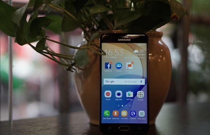 cấu hình Samsung Galaxy J7 Prime