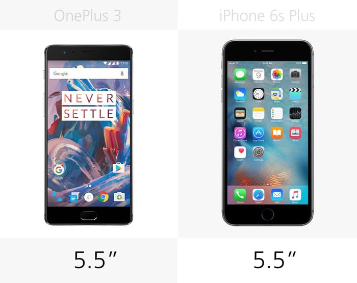 so-sanh-man-hinh-iphone-6s-vs-oneplus-3-duchuymobile
