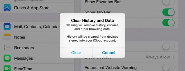 iPhone giải phóng hàng trăm MB 3