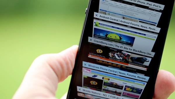 iPhone giải phóng hàng trăm MB
