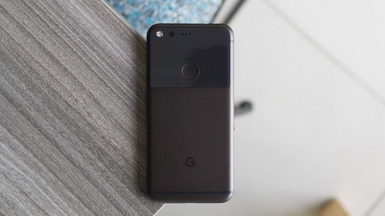 Google Pixel đầu tiên 2