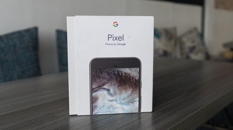 Google Pixel đầu tiên