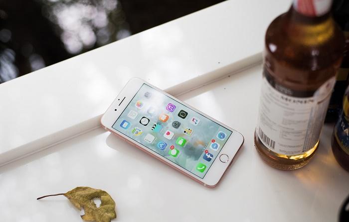 cấu hình iPhone 7 Plus Lock